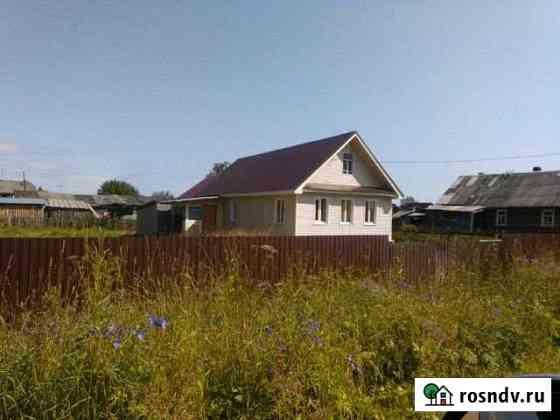 Дом 70.5 м² на участке 9.5 сот. Североонежск