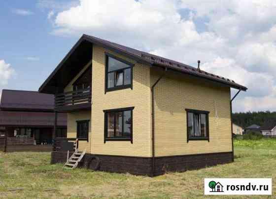 Дом 144 м² на участке 7 сот. Шишкин Лес