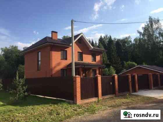 Коттедж 300 м² на участке 15 сот. Пироговский