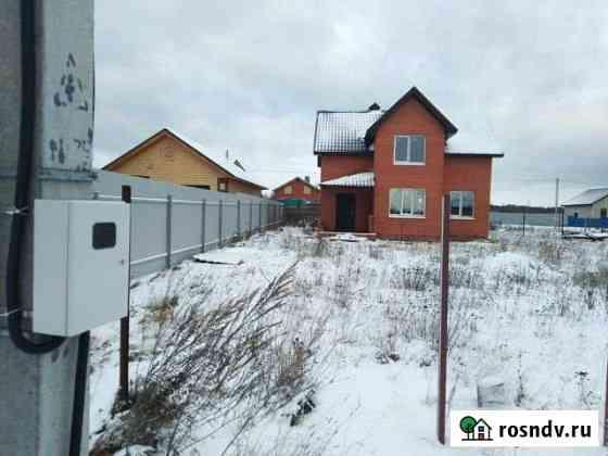 Коттедж 92 м² на участке 7 сот. Васильево