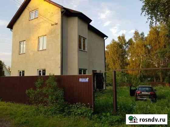 Дача 170 м² на участке 9 сот. Звенигород
