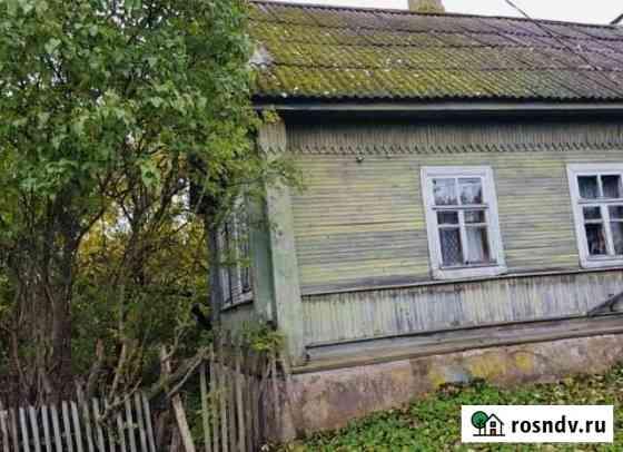 Дом 30 м² на участке 24 сот. Гдов