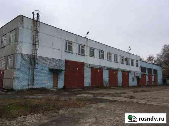 Комплекс тёплых гаражей для грузовых и легковых ав Новочебоксарск