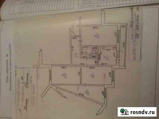 4-комнатная квартира, 92 м², 2/5 эт. Фатеж