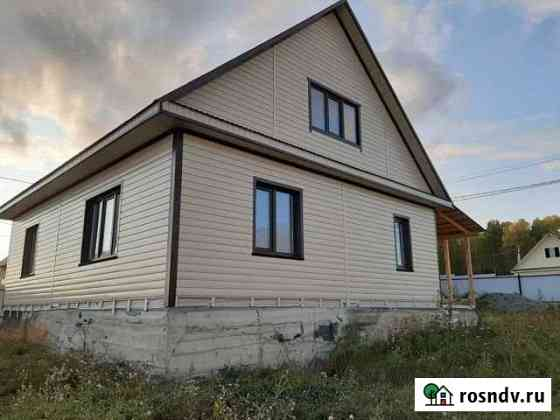 Дом 125 м² на участке 15 сот. Учалы