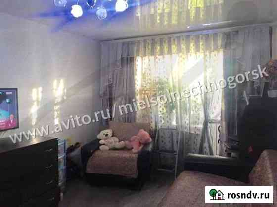 1-комнатная квартира, 33 м², 1/5 эт. Солнечногорск