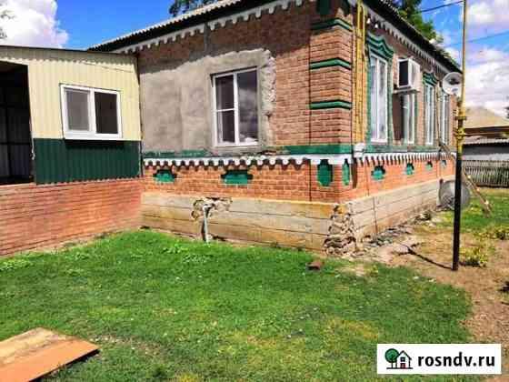 Дом 68 м² на участке 3 сот. Егорлыкская
