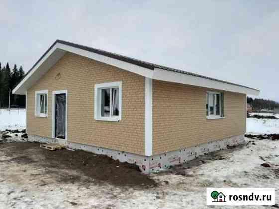 Дом 70 м² на участке 6 сот. Култаево