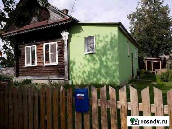 Дом 27 м² на участке 48 сот. Палех