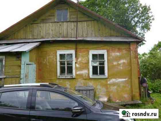 Дом 40 м² на участке 47 сот. Дедовичи