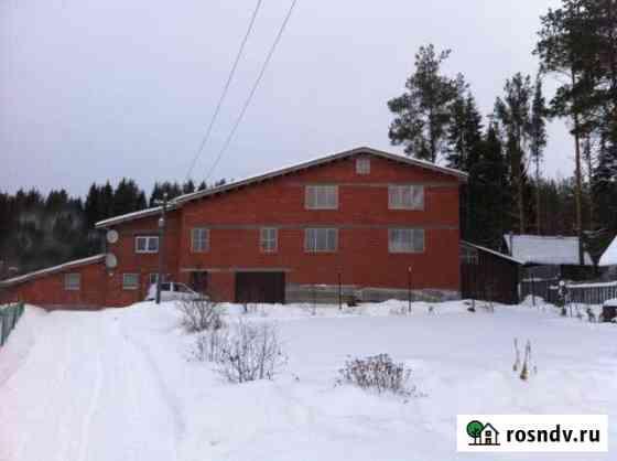 Дом 550 м² на участке 12 сот. Новоуткинск