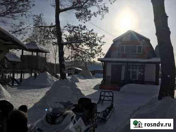 Дом 100 м² на участке 100 сот. Хабаровск