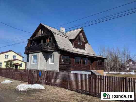 Коттедж 246 м² на участке 12 сот. Петрозаводск