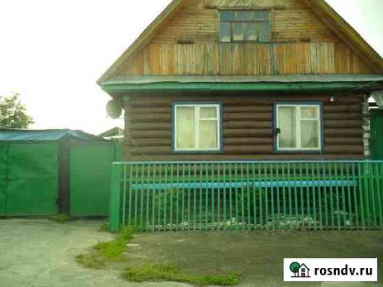 Дом 50 м² на участке 6 сот. Асбест
