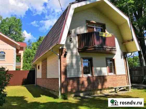 Дом 104 м² на участке 4 сот. Зеленогорск