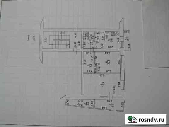 2-комнатная квартира, 46.3 м², 2/5 эт. Георгиевск