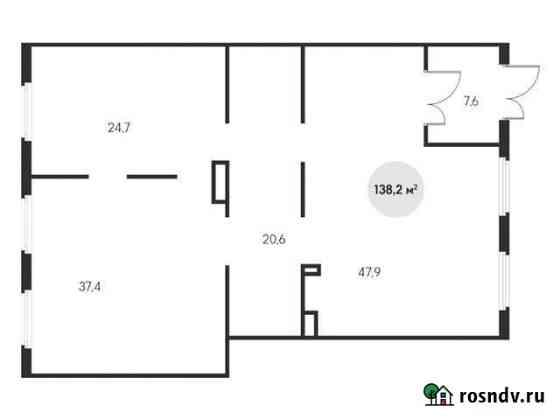 Продам помещение свободного назначения, 138.20 кв.м. Воскресенское