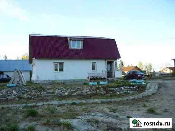 Дом 95.8 м² на участке 13.5 сот. Петрозаводск