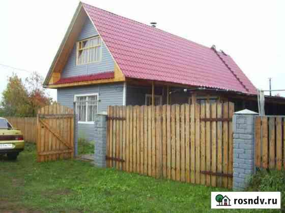 Дом 35 м² на участке 31 сот. Кирово-Чепецк