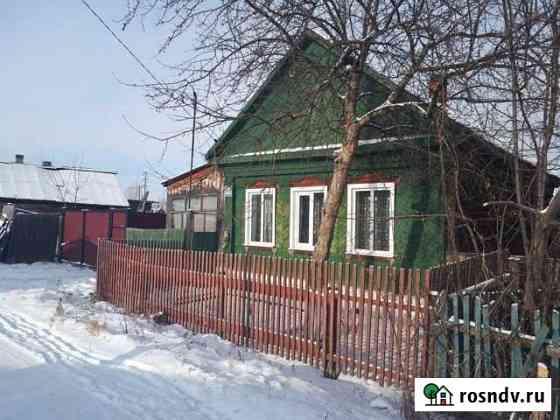 Дом 50 м² на участке 10 сот. Мариинск