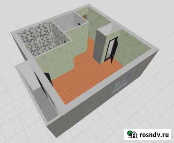 1-комнатная квартира, 31 м², 4/4 эт. Новосемейкино