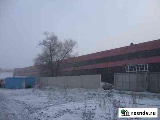 Продается производственный комплекс Омск