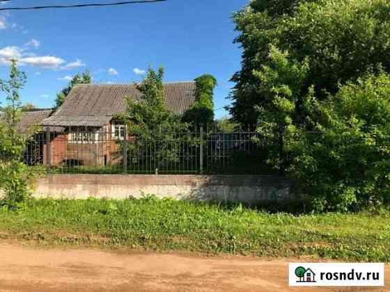 Дом 500 м² на участке 28 сот. Будогощь