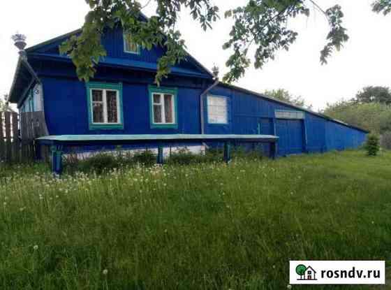 Дом 52 м² на участке 45 сот. Ворсма