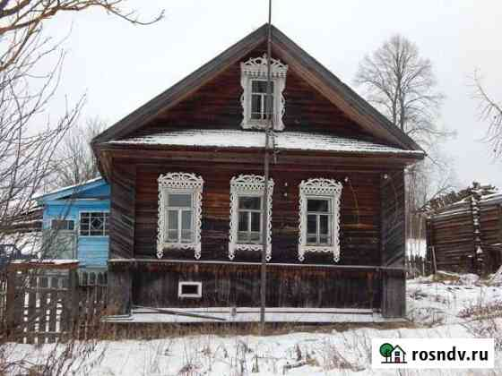 Дом 42 м² на участке 4 сот. Кологрив