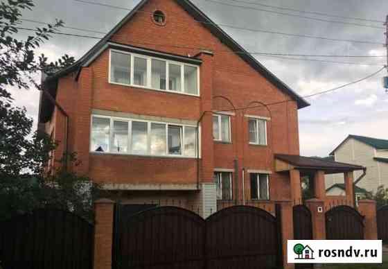 Дом 360 м² на участке 10 сот. Майма