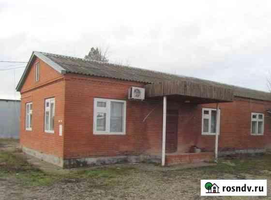 Коммерческая база с землей Славянск-на-Кубани