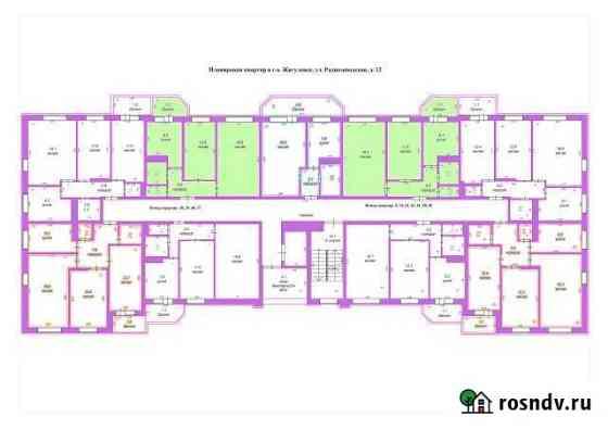 2-комнатная квартира, 48.9 м², 5/9 эт. Жигулевск