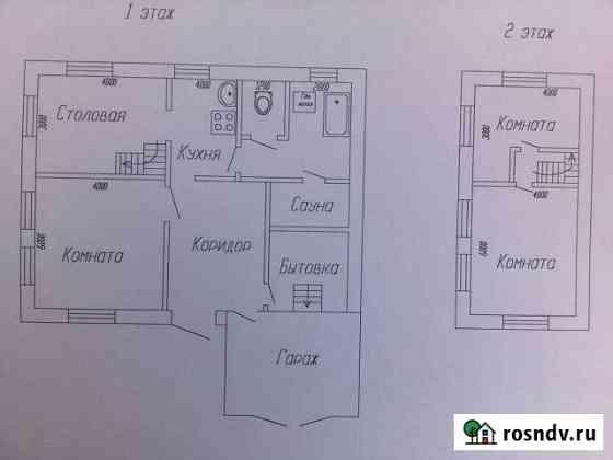 Дом 120 м² на участке 15 сот. Георгиевка