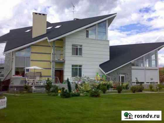 Дом 643 м² на участке 19 сот. Пироговский