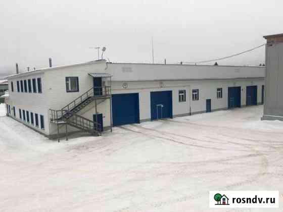 Офисные, складские помещение,автостоянки- 14077 кв.м. Ухта