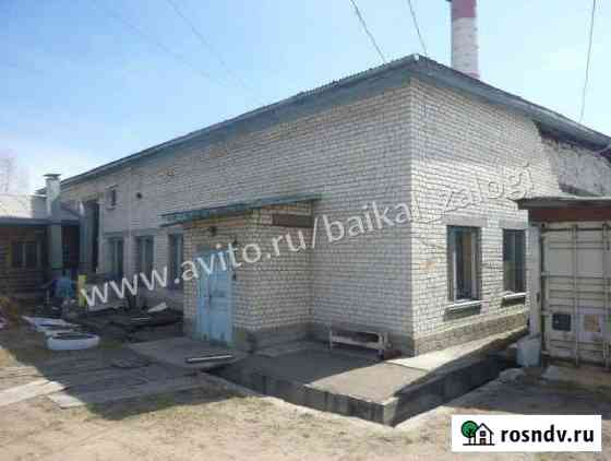 Здание мини-молочного цеха 985,2 кв.м. Чита