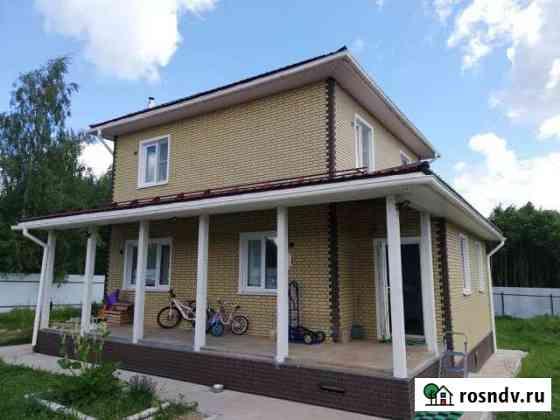 Коттедж 128 м² на участке 215 сот. Краснозаводск