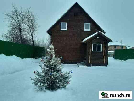 Коттедж 100 м² на участке 15 сот. Кемерово