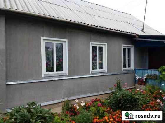 Дом 74.6 м² на участке 11 сот. Красный