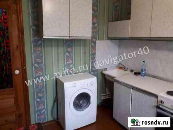 1-комнатная квартира, 40 м², 1/5 эт. Калуга