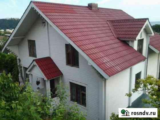 Дом 326 м² на участке 6.5 сот. Туапсе