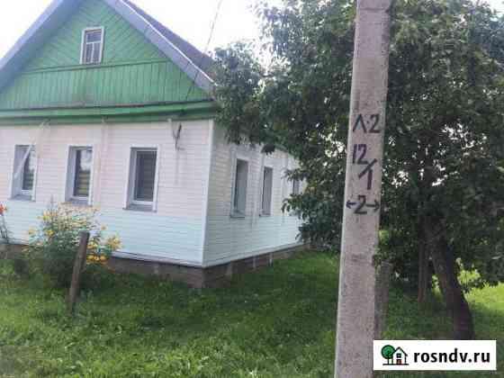 Дом 50 м² на участке 60 сот. Велиж