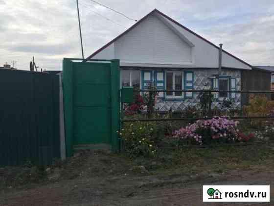 Дом 56.4 м² на участке 7 сот. Калачинск