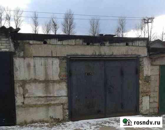 Гараж Щеглово