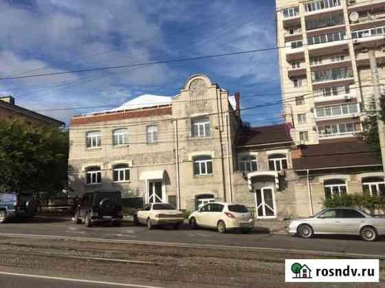 Здание 750 кв.м. ул. М.Амурского-ул. Шеронова Сдам Хабаровск