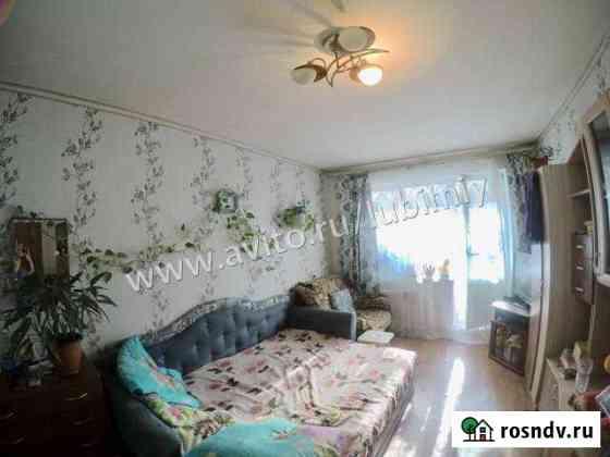 Комната 17.5 м² в 3-ком. кв., 5/5 эт. Комсомольск-на-Амуре