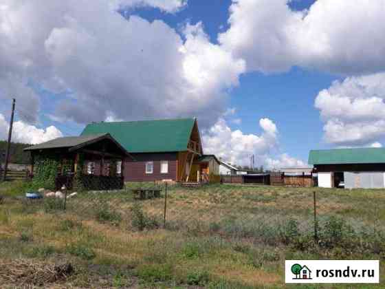 Дом 100 м² на участке 97 сот. Усть-Ордынский
