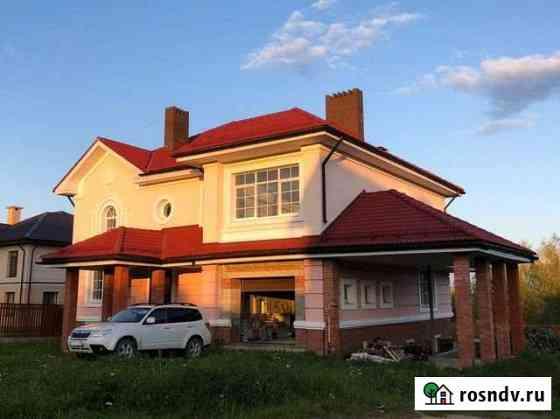 Дом 525 м² на участке 15.4 сот. Култаево