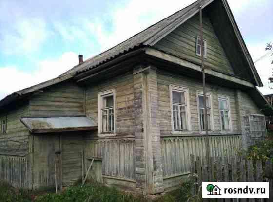 Дом 45 м² на участке 51 сот. Демянск