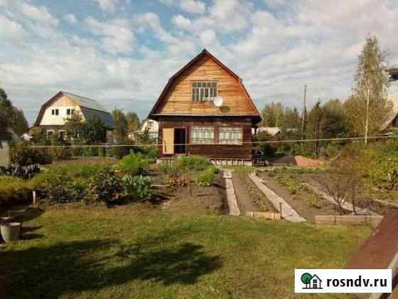 Дача 40 м² на участке 6 сот. Черноисточинск